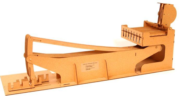 Thomas Fowler's wooden calculating machine